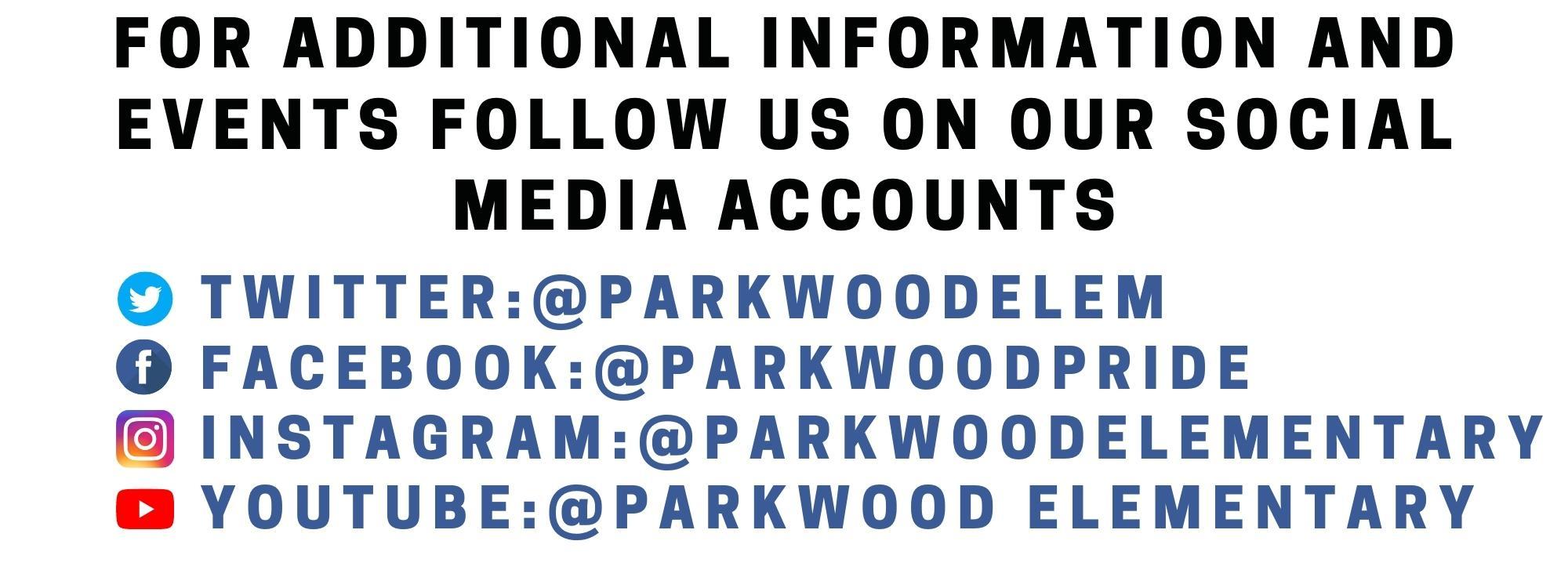 Parkwood Social Links